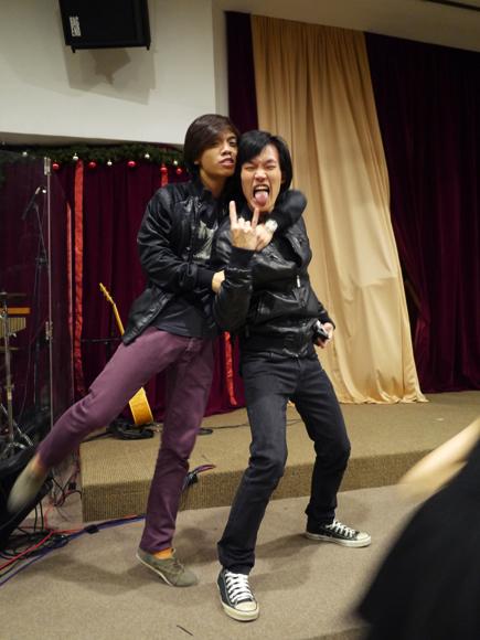 Sam and Ben