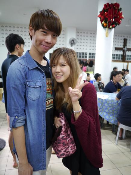 Choon Rui and Chloe